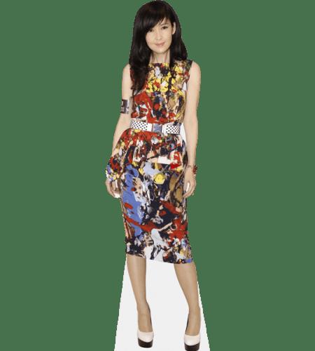 Vivian Chow (Midi Dress)