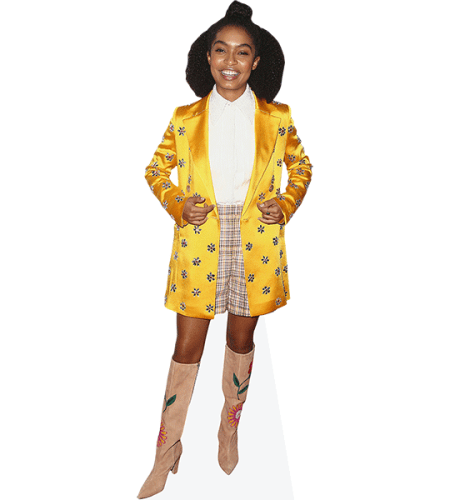 Yara Shahidi (Yellow)