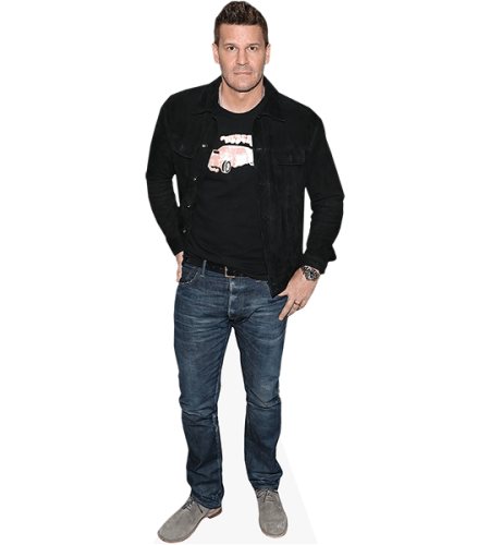 David Boreanaz (Jacket)