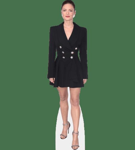 Holliday Grainger (Black Dress)