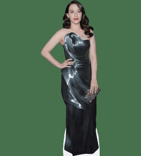 Kat Dennings (Long Dress)