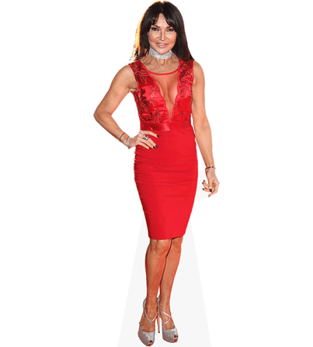 Lizzie Cundy (Red Dress)
