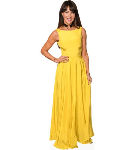 Lizzie Cundy (Yellow Dress)