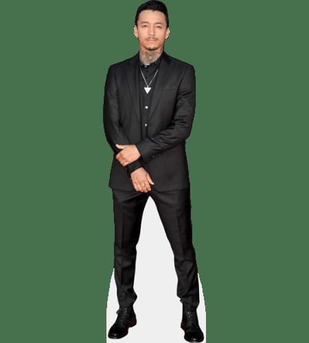 Nyjah Huston (Black Suit)
