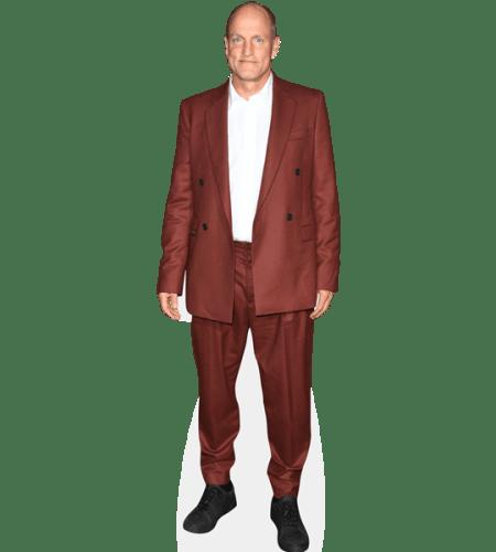 Woody Harrelson (Maroon Suit)