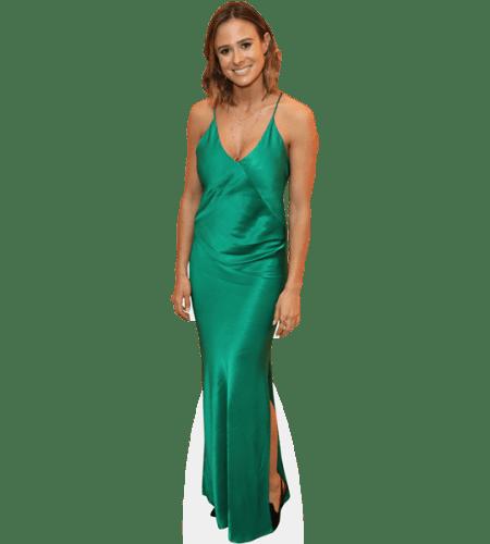 Camilla Thurlow (Green Dress)