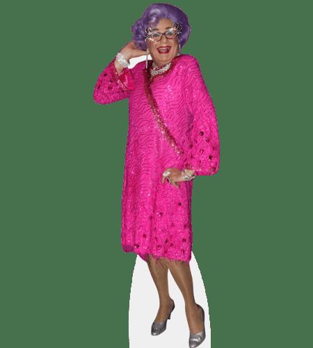 John Barry Humphries (Pink Dress)