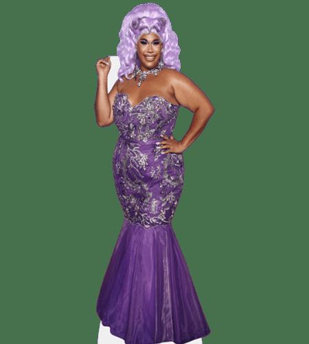 Luke Vito (Purple Dress)