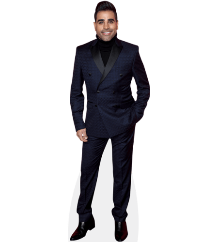 Ranj Singh (Black Outfit)