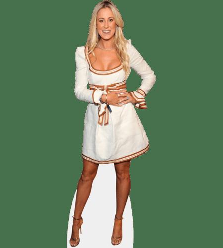 Roxanne Jacenko (White Drss)