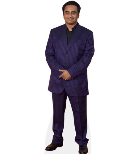Sanjeev Bhaskar (Purple)