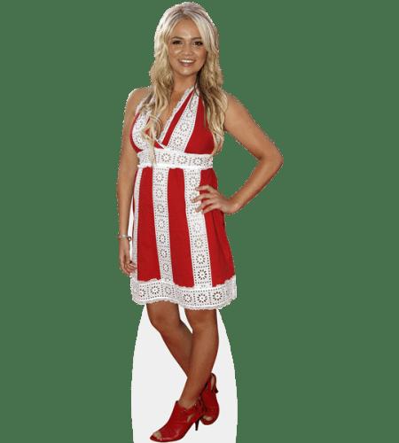 Stephanie Mcintosh (Red Dress)