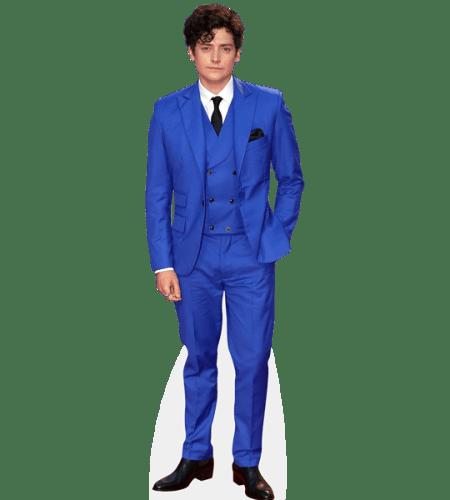 Aneurin Barnard (Blue Suit)