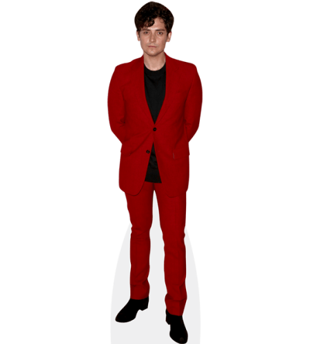 Aneurin Barnard (Red Suit)