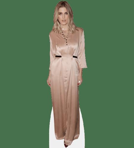 Ashley James (Pink Dress)