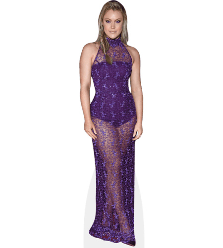 Camilla Kerslake (Purple Dress)