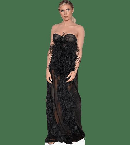 Chloe Burrows (Black Dress)