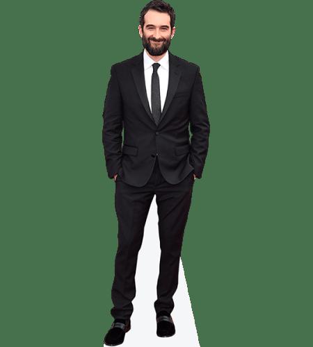 Lawrence Duplass (Suit)