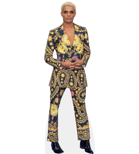 Layton Williams (Pattern Suit)