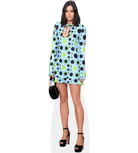 Lilah Parsons (Blue Dress)