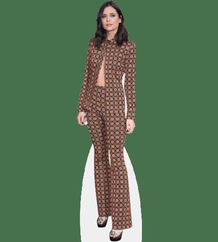 Lilah Parsons (Brown Suit)