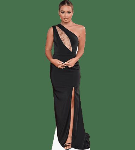 Lucinda Strafford (Black Dress)