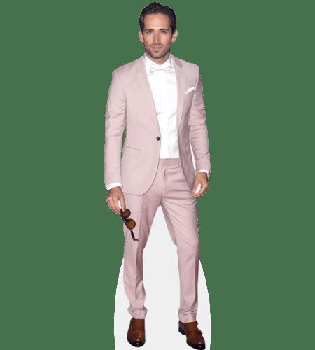 Mauricio Henao Serbia (Pink Suit)