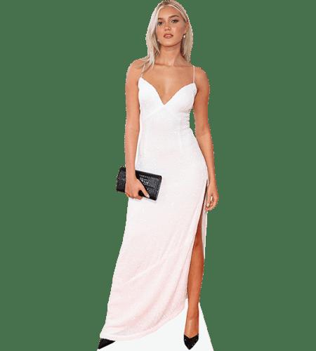 Mimi Slinger (White Dress)