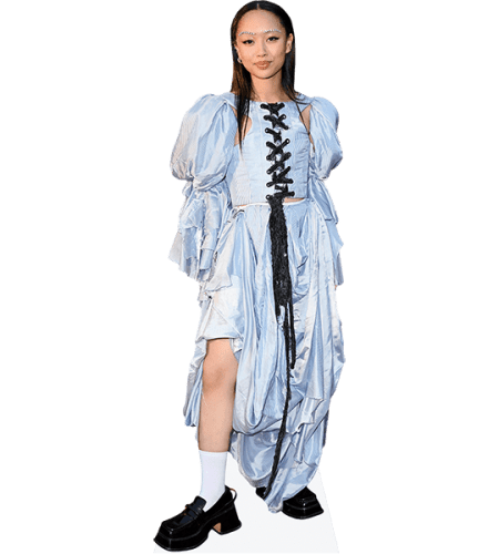 Sarah Griffiths (Blue Dress)