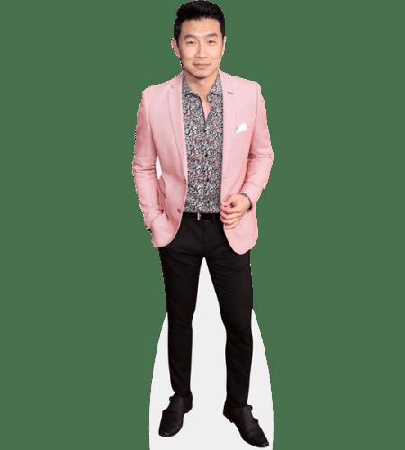 Simu Liu (Pink Jacket)