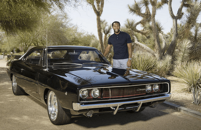 1968 Dodge Charger Wallpaper Cars Larry Fitzgerald S 1968 Dodge Charger R T Celebrity Cars