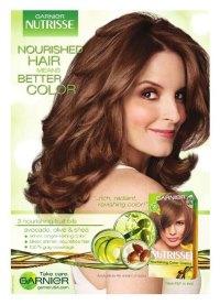 Tina Fey Garnier Hair Color   tina fey actress celebrity ...