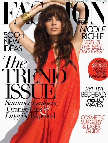 Nicole Richie Winter Kate apparel line