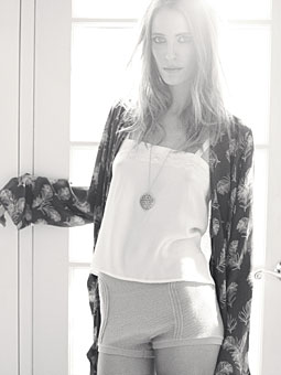 Nicole Richie Winter Kate Lola Cardy and Clementine Cami