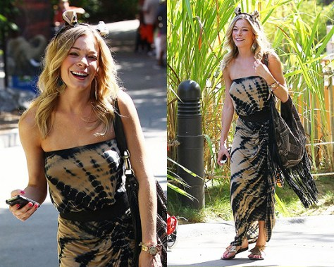 leann-rimes-young-fabulous-broke-hanna-tube-dress