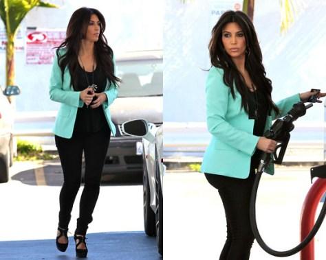 kim-kardashian-alc-mint-green-zoe-blazer