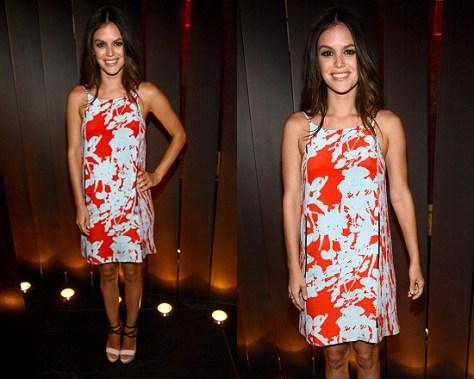 rachel-bilson-31-Phillip-Lim-Floral-print-silk-crepe-dress