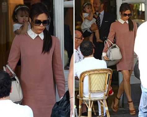 Victoria-Beckham-Swan-Collar-Crepe-Dress