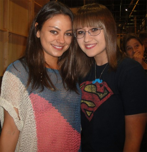 Buy Line Quantum Sweater as seen on Mila Kunis