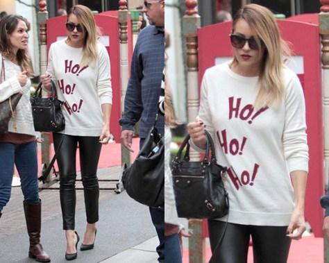 lauren-conrad-Lot78-Ho!-Ho!-Ho!-Knitted-Sweater