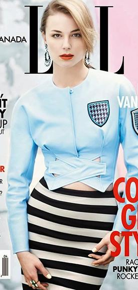 emily-vancamp-Burberry-Prorsum-Stripe-Pencil-Skirt