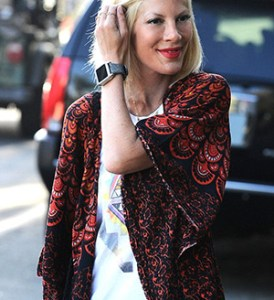 CASH Smartwatch as worn by Tori Spelling