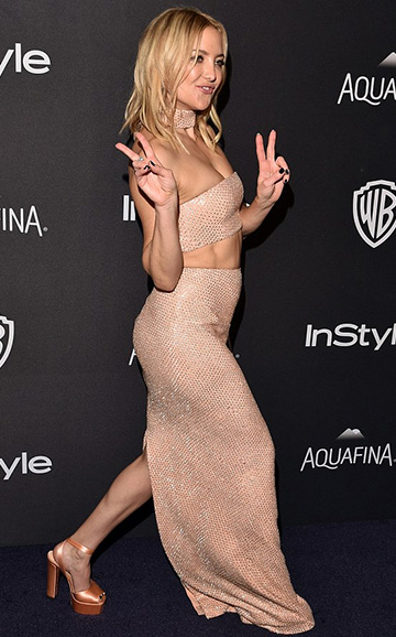 Giuseppe Zanotti Lavinia Platform Sandals as seen on Kate Hudson