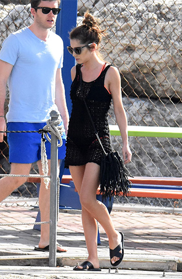 Fendi Havana Cat Eye Sunglasses as seen on Cheryl Fernandez-Versini