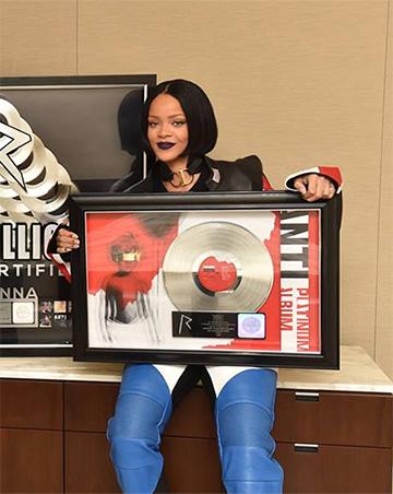 Vetements Color-block Leather Biker Jacket as seen on Rihanna