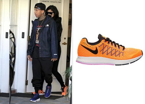 Nike Air Zoom Pegasus 32 Running Shoes as seen on Kylie Jenner