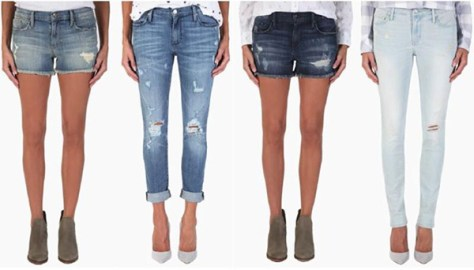 Summer 2016 Distressed Denim by Black Orchid
