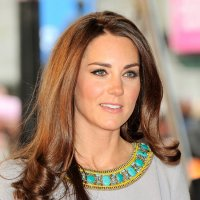 get kate middleton's hair color