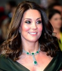 Kate Middleton Hair Color 2018 - Celebrity Hair Color Guide