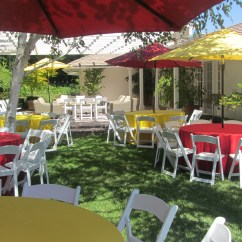 Places To Rent Tables And Chairs White Leather Chair With Ottoman Kids Party Rentals